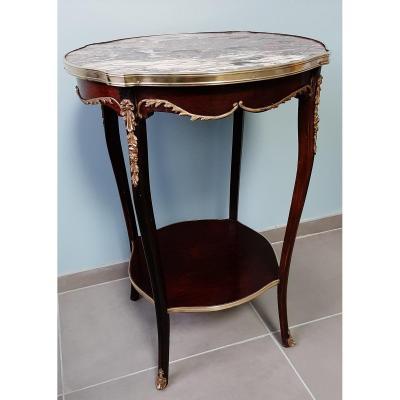 Napoleon III Round Table