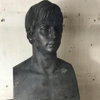 Plâtre Par Antoine Allier ( 1793 - 1870 )