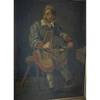 The Shoemaker - 18th Century After The Bottom