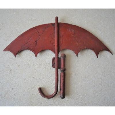 Enseigne De Marchand d'Ombrelles Et De Parapluie