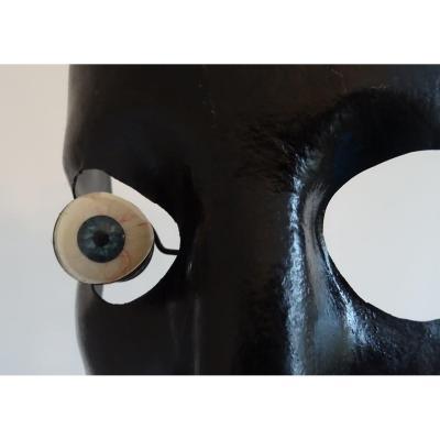 Ghost To Perform Eye Operations Around 1890 - Curiosity Of Optics