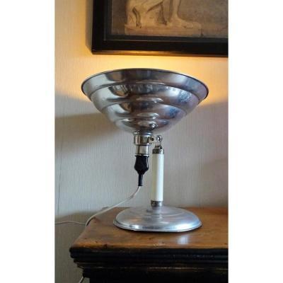 Aluminum Reflector Spot Lamp 1940 - 50 - Industrial