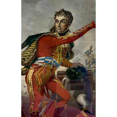 Portrait Of Junot, Duke Of Abrentres
