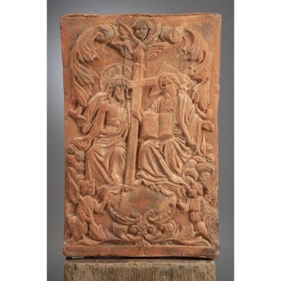 Terracotta Relief, 18th Century.