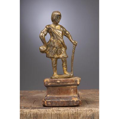 Bronze Figurine, 16th Century.