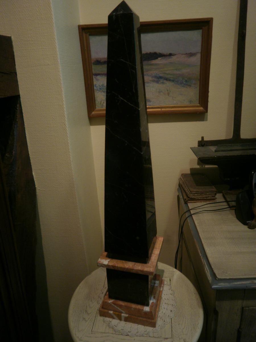 Obelisque - Marbre-photo-1