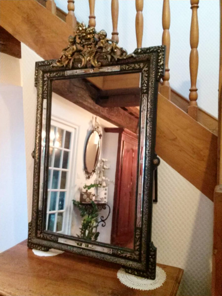 Miroir A Parcloses Napoleon III
