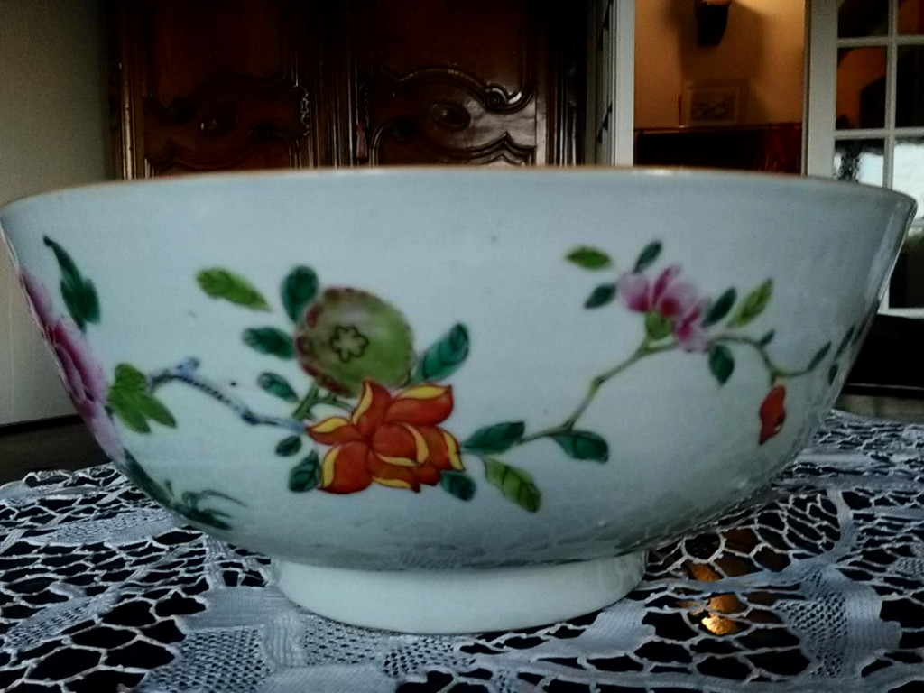 Chine - Cie Des Indes – Bol A Punch – XVIIIème-photo-3