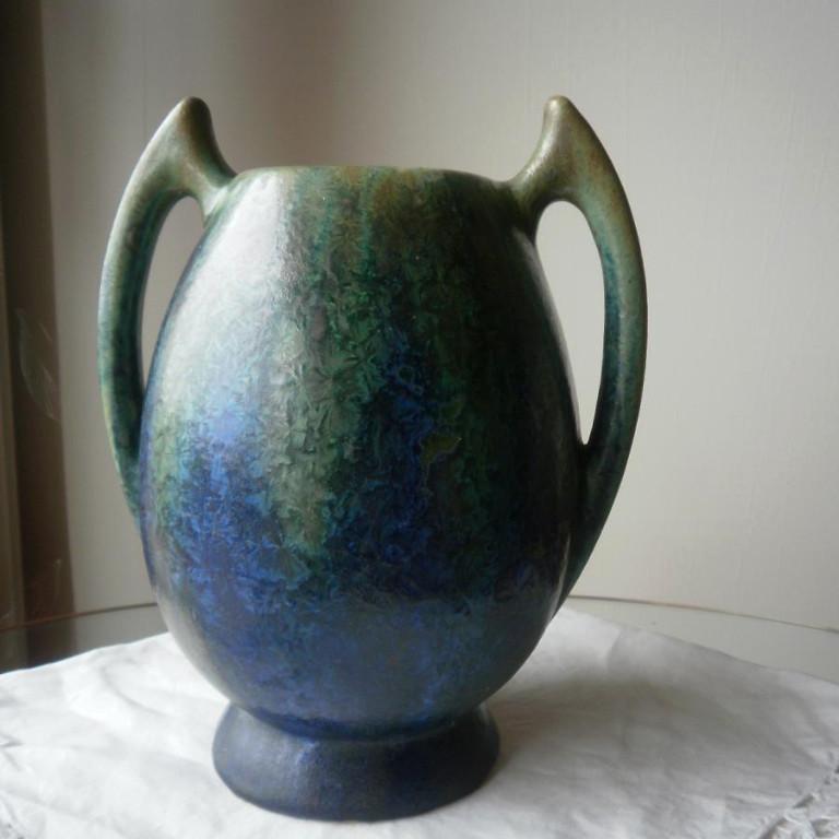 Vase Art Deco – Gres De Pierrefonds