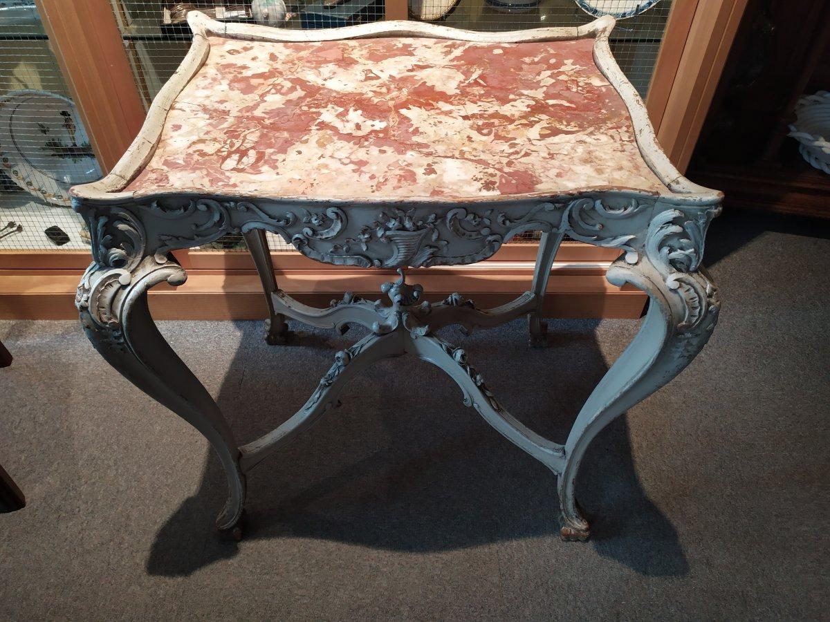 Table De Style Louis XV – XIXème Siècle