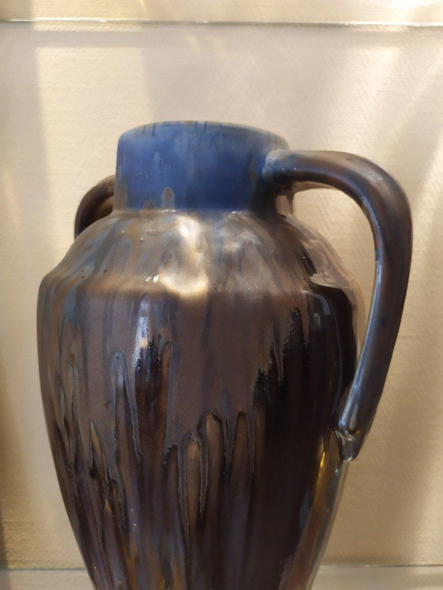 Metainier – Vase Art Deco.-photo-3