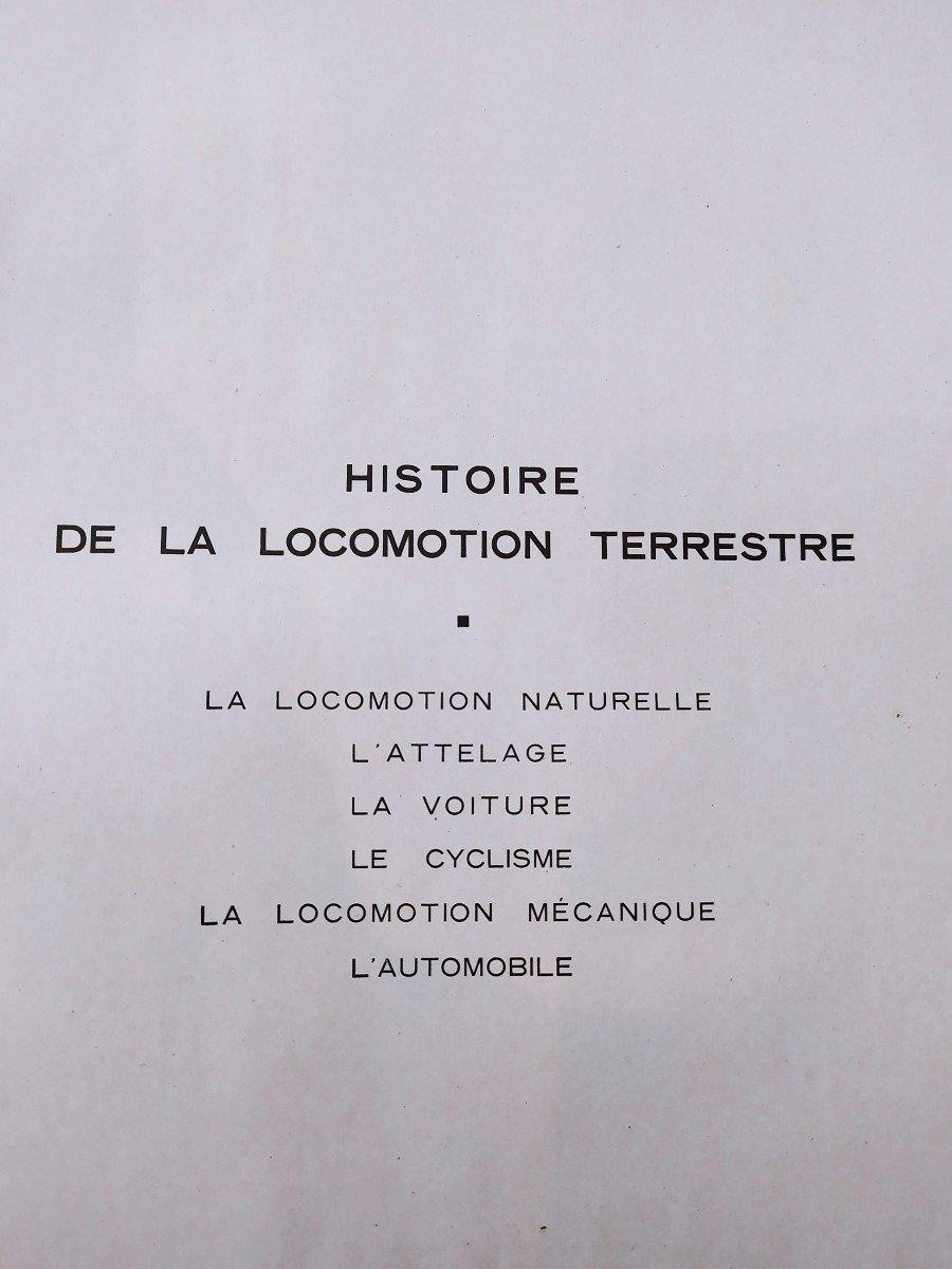 Grands Ouvrages De l'Illustration: La Locomotion- 20ème Siècle--photo-3