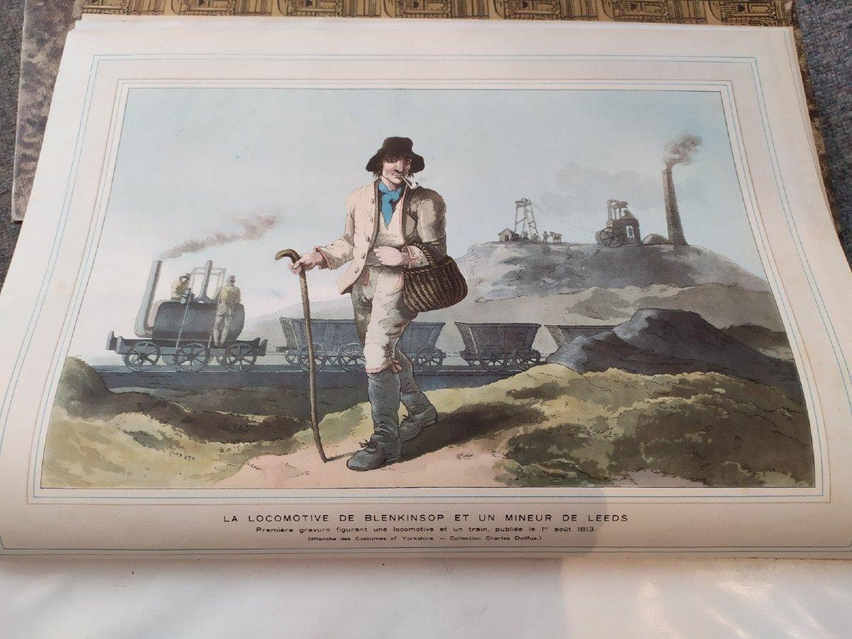 Grands Ouvrages De l'Illustration: La Locomotion- 20ème Siècle--photo-2