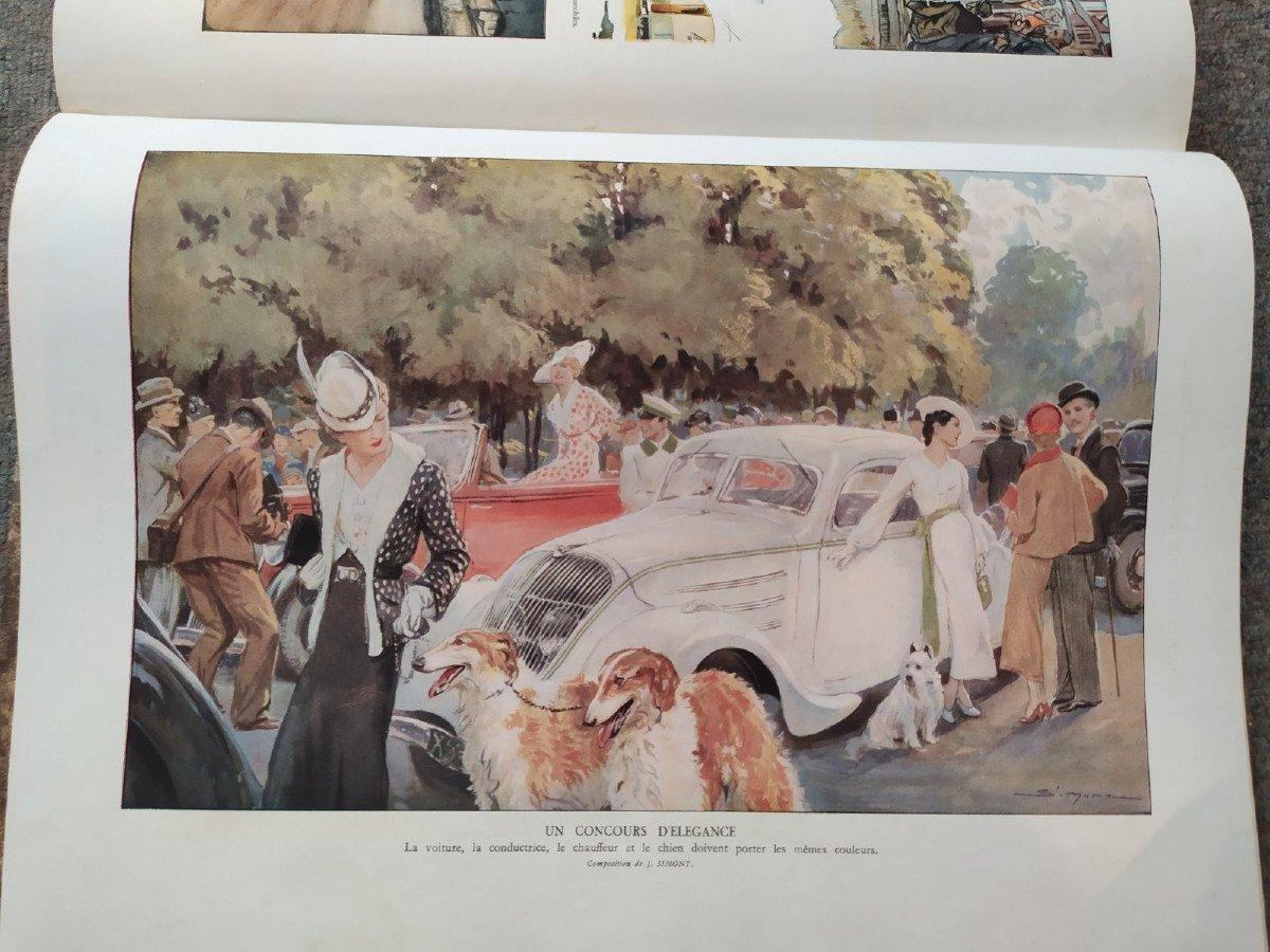Grands Ouvrages De l'Illustration: La Locomotion- 20ème Siècle--photo-7