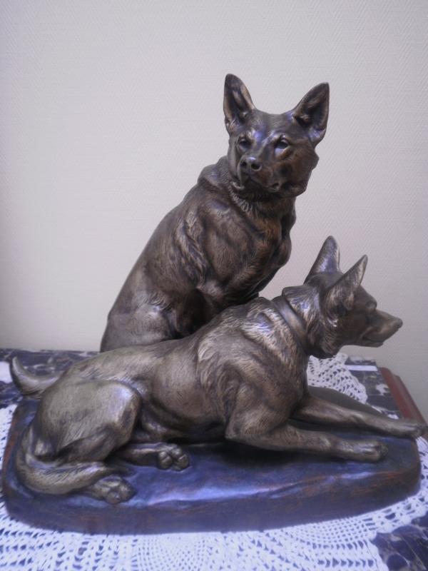 Bronze De Louis Riche, Numéroté (1877-1949).-photo-2