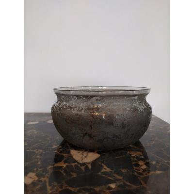 Vase Daum Nancy - XXth Century