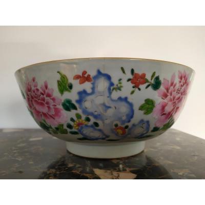 China - India Company - Punch Bowl - XVIIIth