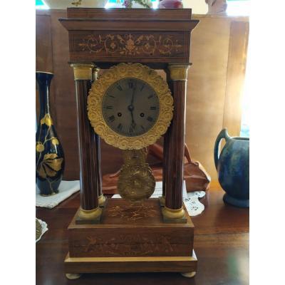 Charles X Gantry Clock