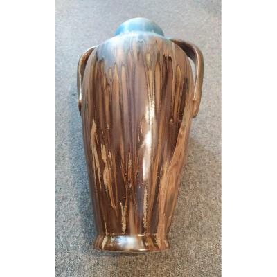 Metainier - Art Deco Vase.