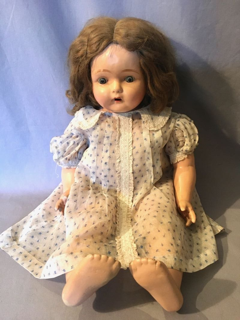 Poupée Phonographe Americaine Mae Starr Doll