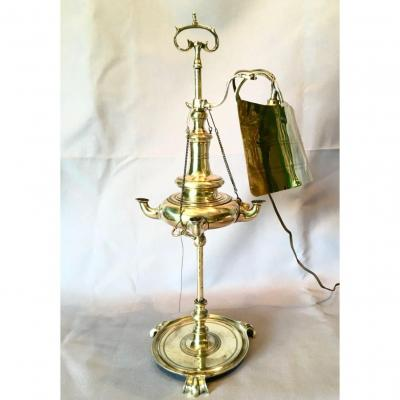 Florentine Lamp With Baffle