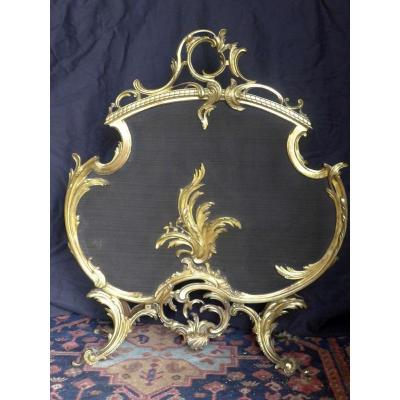 Spark Guard Louis XV Style Period Late Nineteenth-