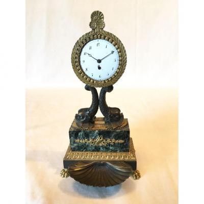 French Empire Period Clock