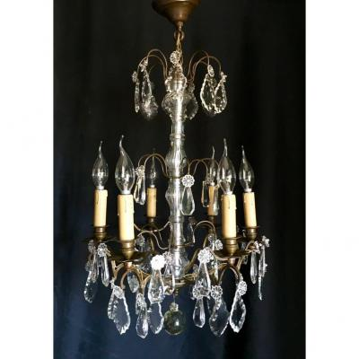 Chandelier With Six Arms Of Light