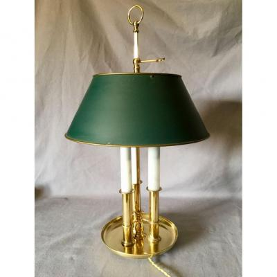 Lamp Bouillotte With Three Lights