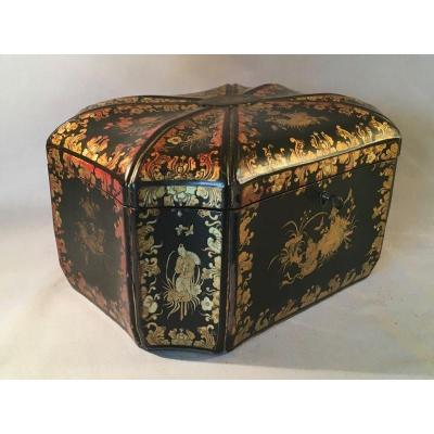 19th Century China Tea Box
