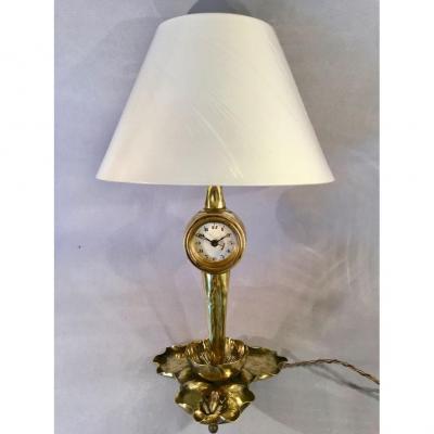 Lampe Réveil Art Nouveau