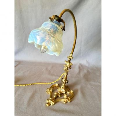 Art Nouveau Lamp Or Wall Lamp