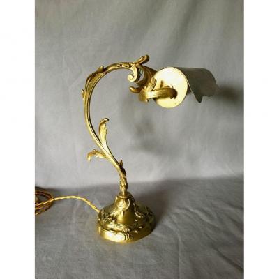 1900s Desk Lamp