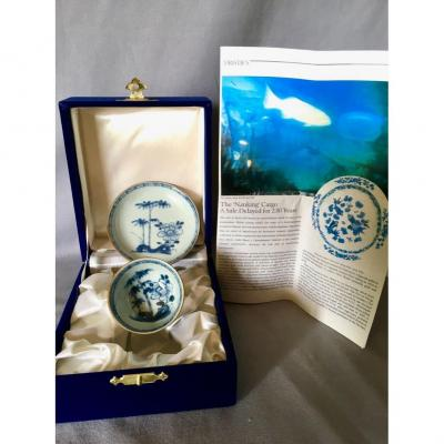 Porcelaine Chinoise Provenant De l'Épave Du Cargo Nankin