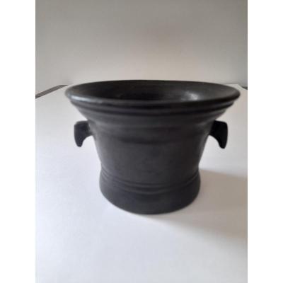 Mortier En Bronze D Apothicaire