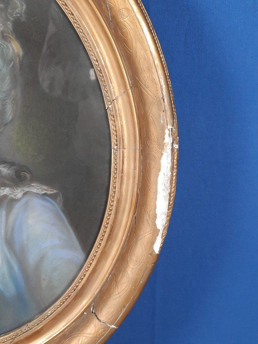 Portrait Of Woman Nineteenth Time.-photo-2