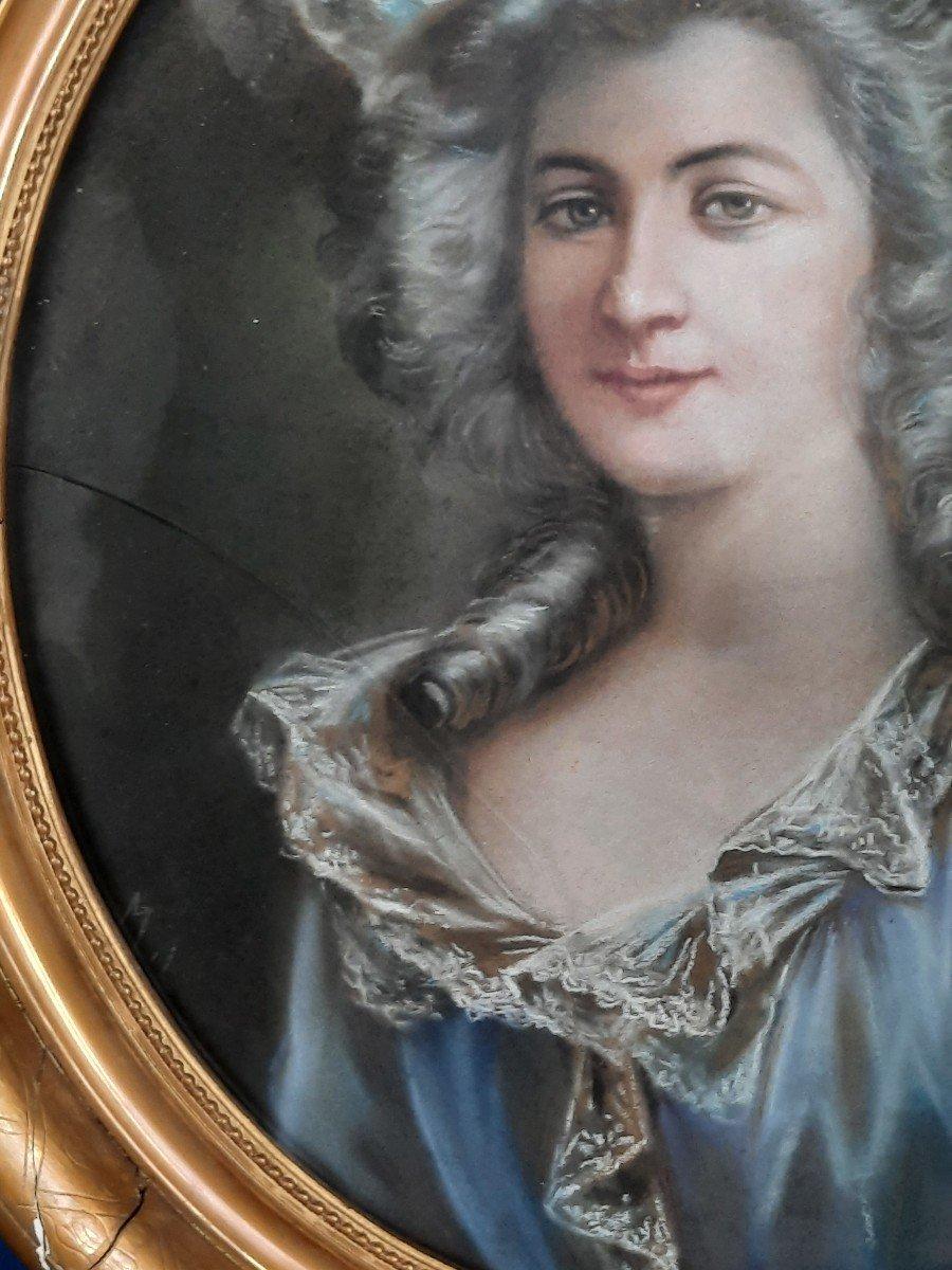 Portrait Of Woman Nineteenth Time.-photo-4