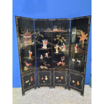 Chinese Screen From The 40s-50s