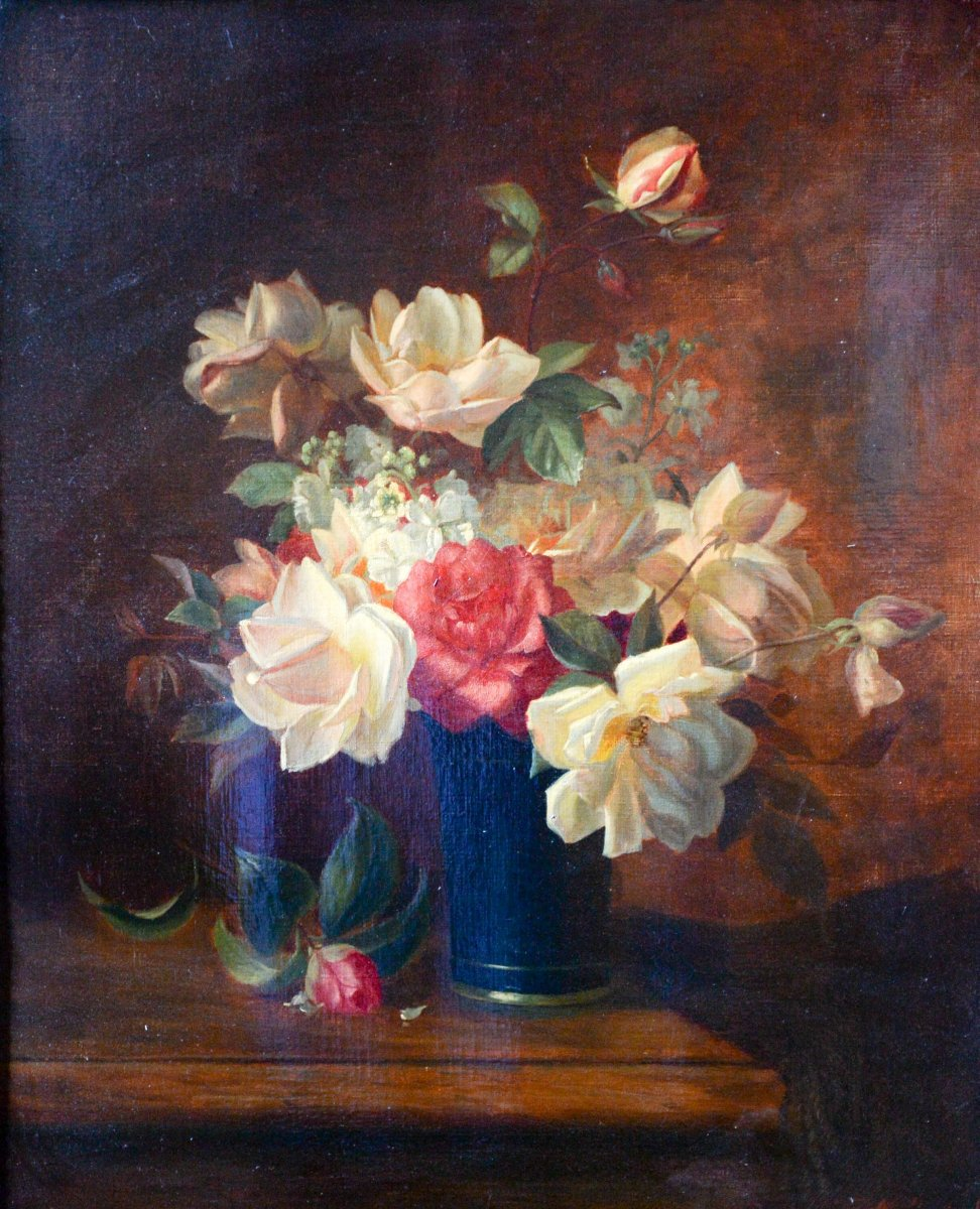 Bouquet De Roses HST