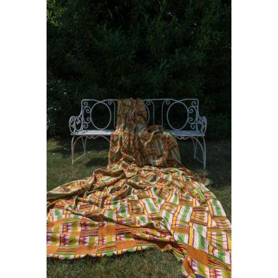 Authentic Kente Fabric