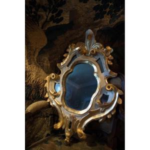 Miroir Italien d'époque Louis XV