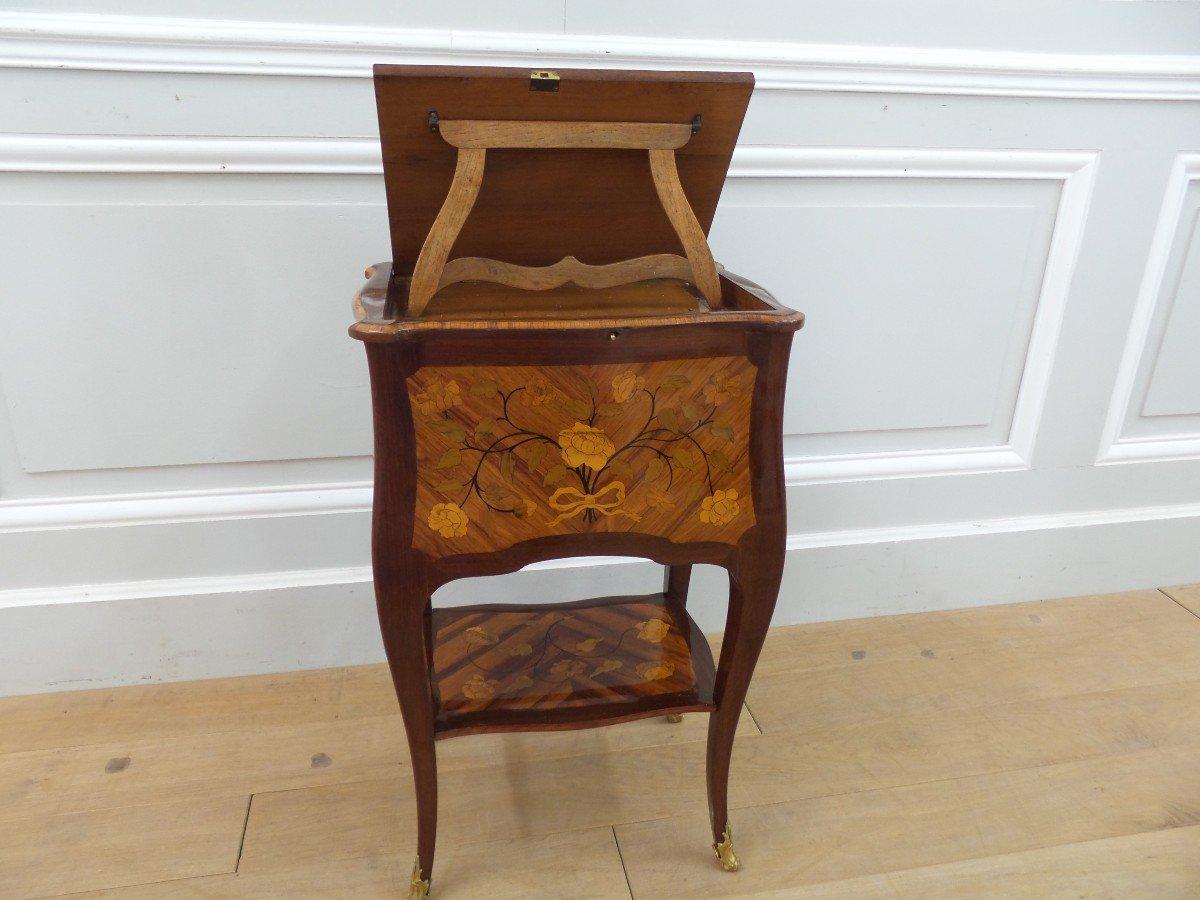 Table De Salon Louis XV-photo-2