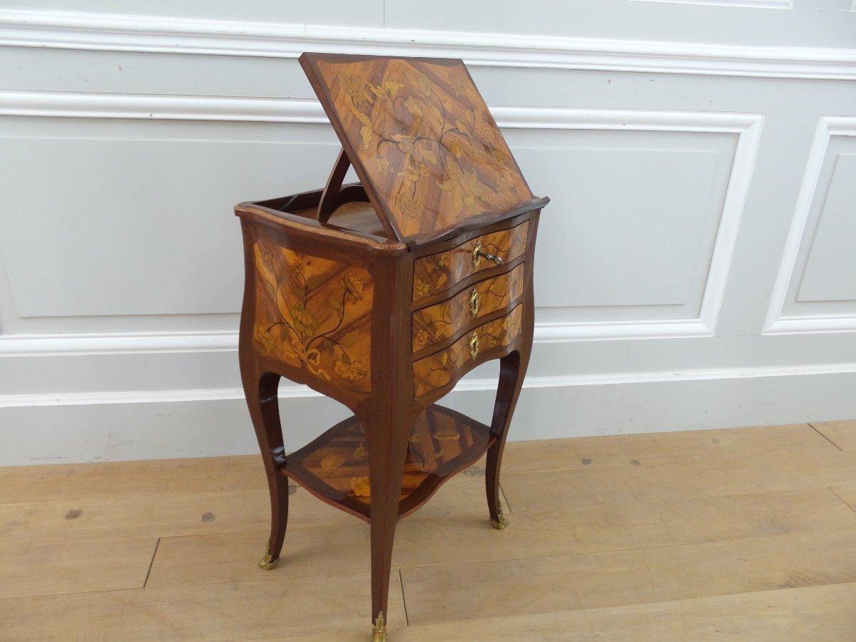 Table De Salon Louis XV-photo-4