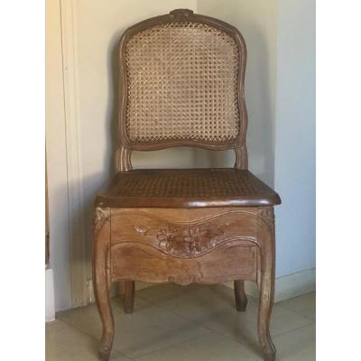 Louis XV Commodity Chair