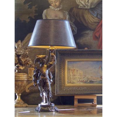 Lampe Mousquetaire, XIXe