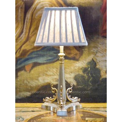 Ancienne Consulat Lampe Sur Proantic Empire Yb6gyf7v