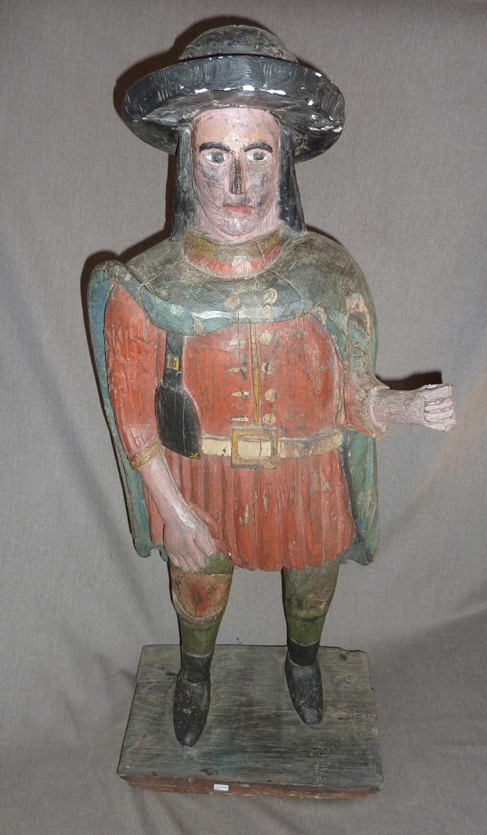 Saint Roch, Popular Art Breton