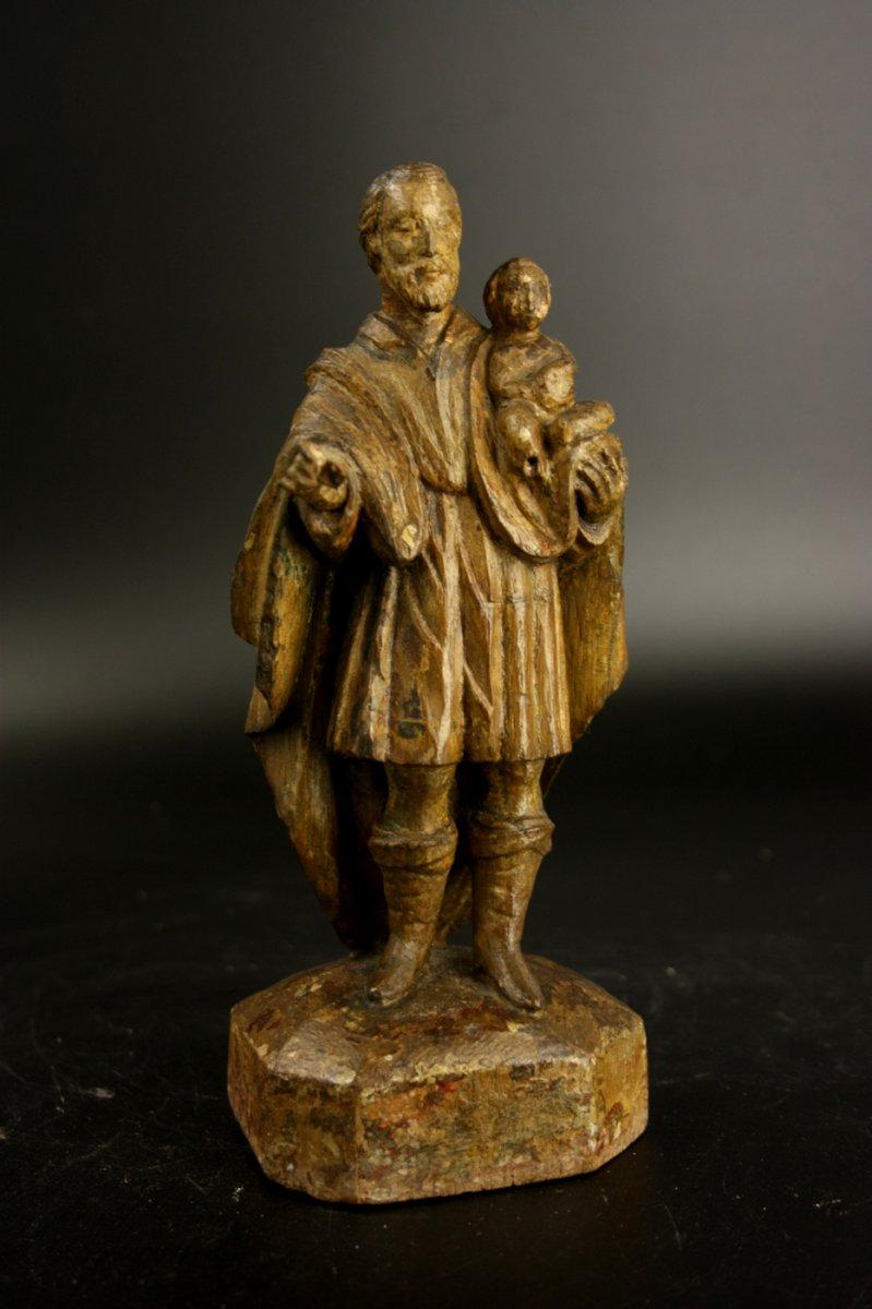 Saint Christophe Et l'Enfant