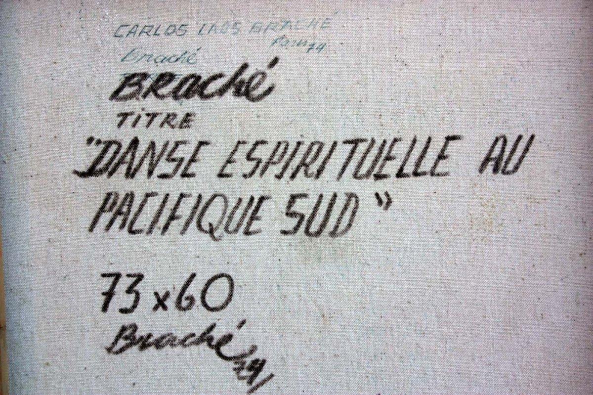 Tableau Post Surréaliste, Carlos Laos Braché-photo-1