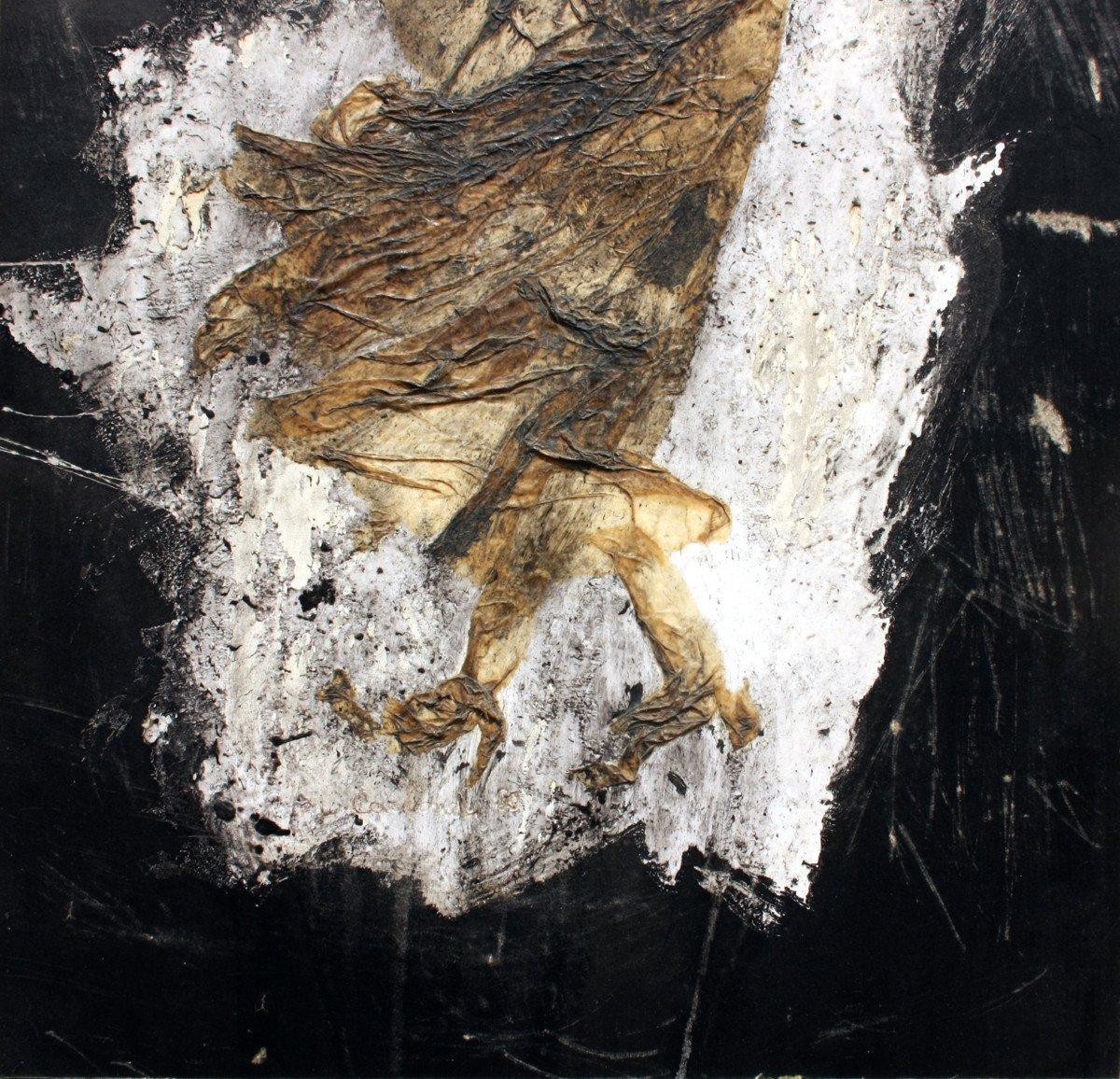 Tableau d'Art Brut Par Pierre Carbonnel-photo-4